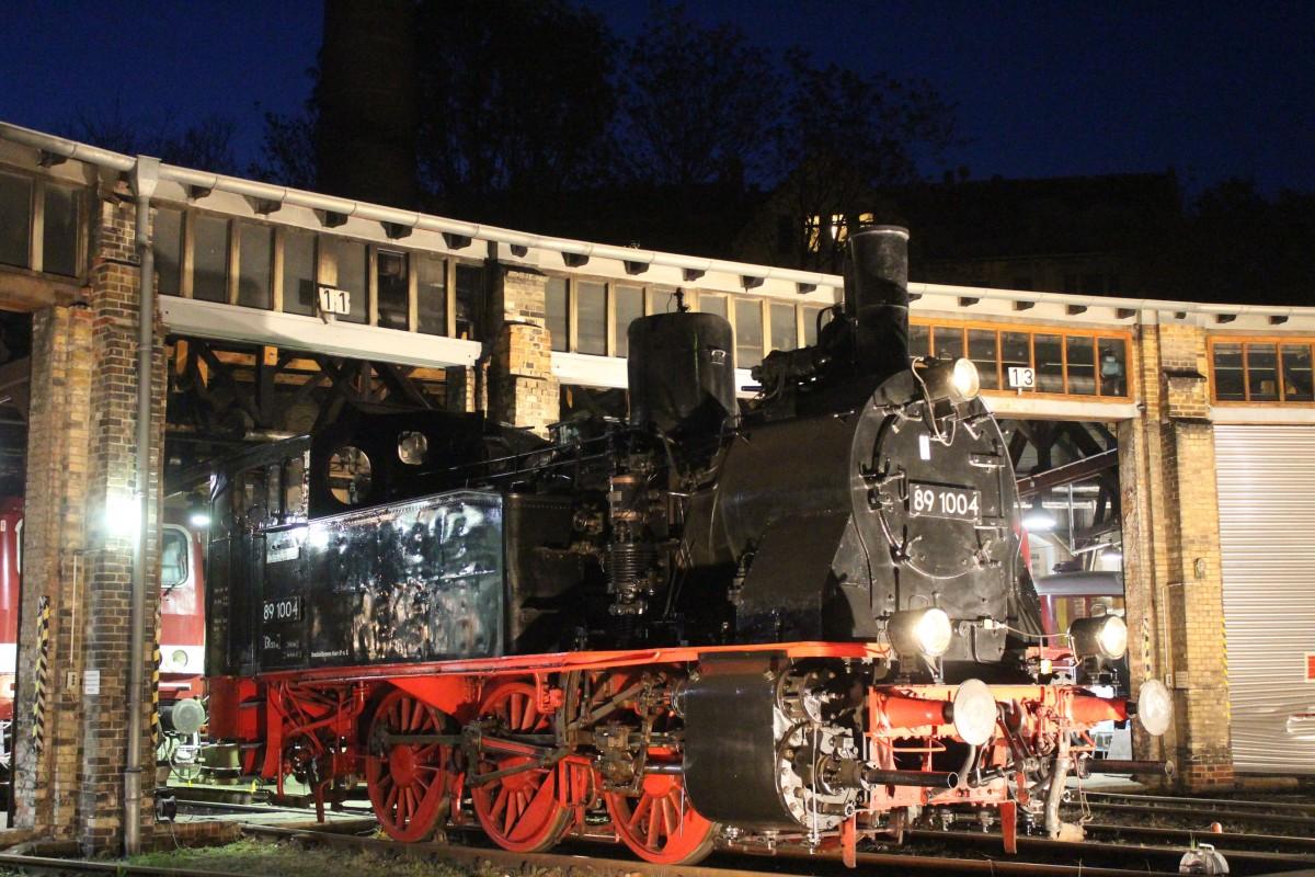Deutsche Bahn Museum Halle