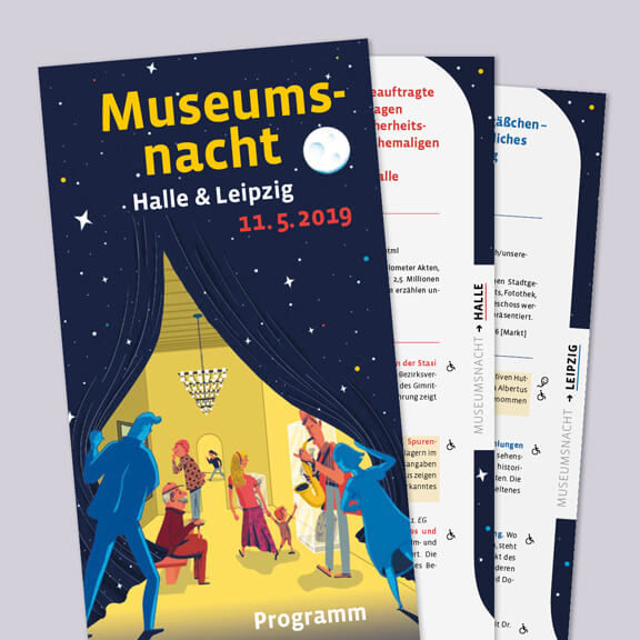 Programm Halle-Leipzig