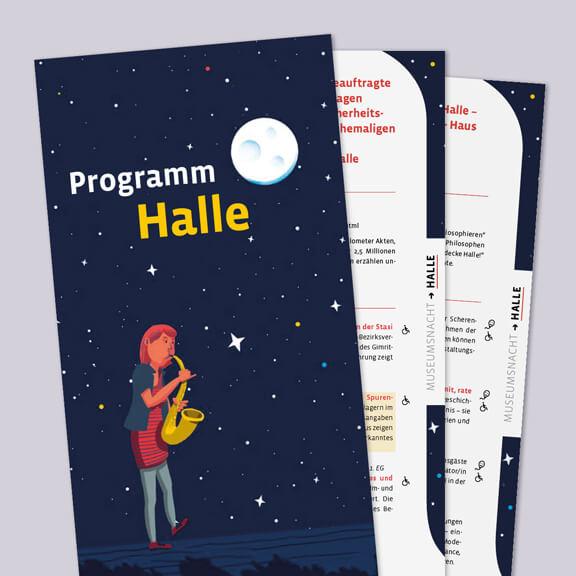Programm Halle